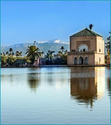 3 day tour from Chefchaouen to Fes and Marrakech